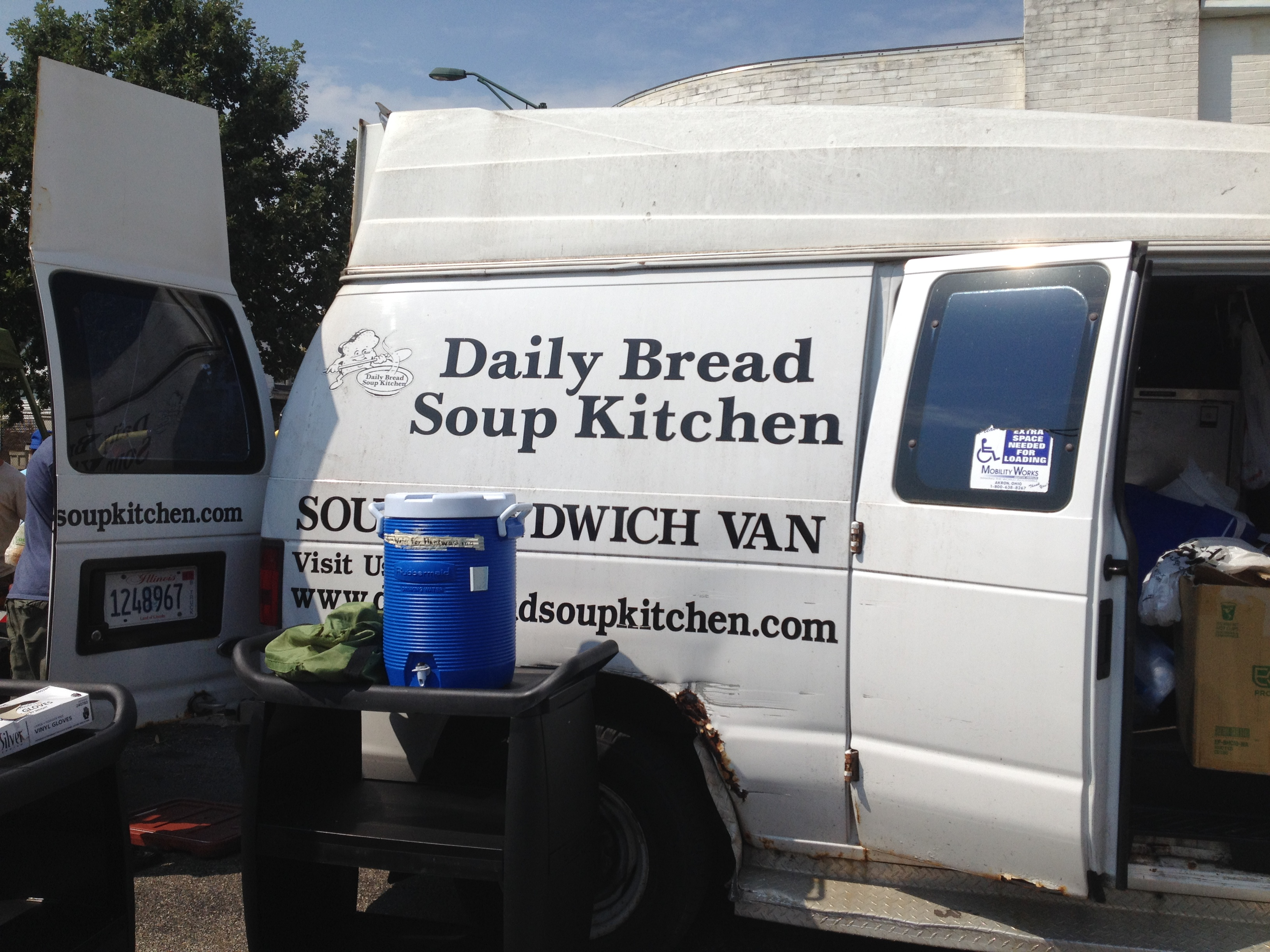 About – Daily Bread Soup Kitchen