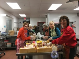 Volunteer Daily Bread Soup Kitchen